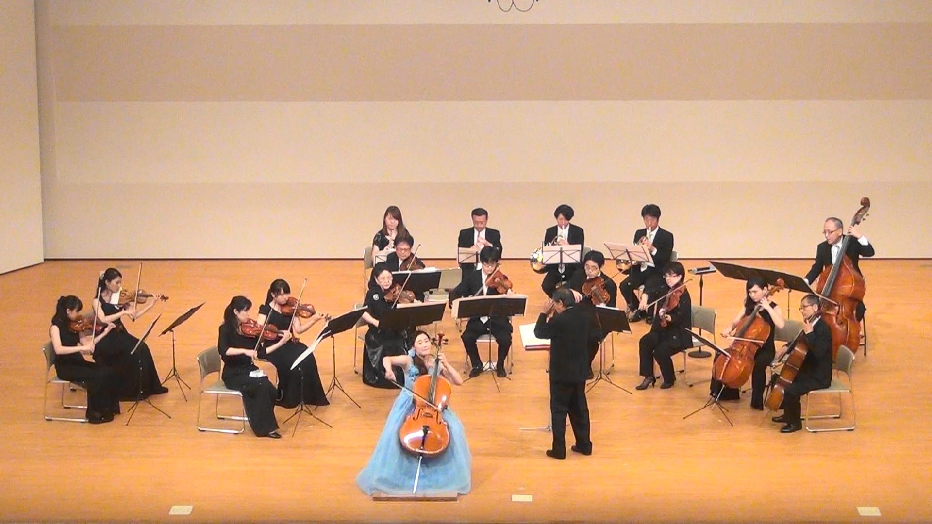 ハイドン:チェロ協奏曲ハ長調