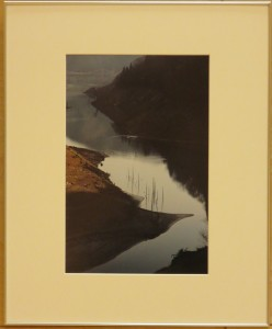 吉井京子「ダム湖への想い」
