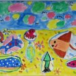 空とぶ魚たち